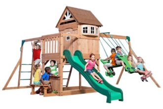 The Best Swing Sets