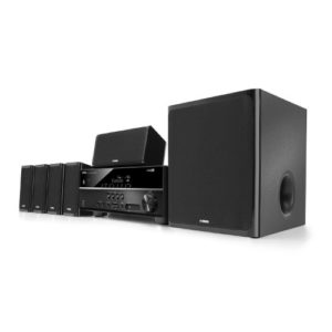 Yamaha YHT-4920UBL 5.1-Channel Home Theater in a Box System with Bluetooth